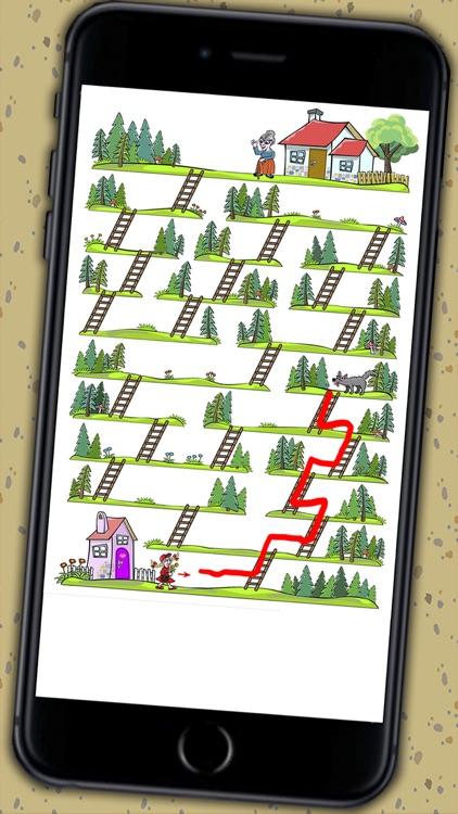 Mazes - logic games for children Premium screenshot-3