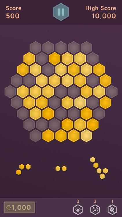 Aurum - Hexa Puzzle