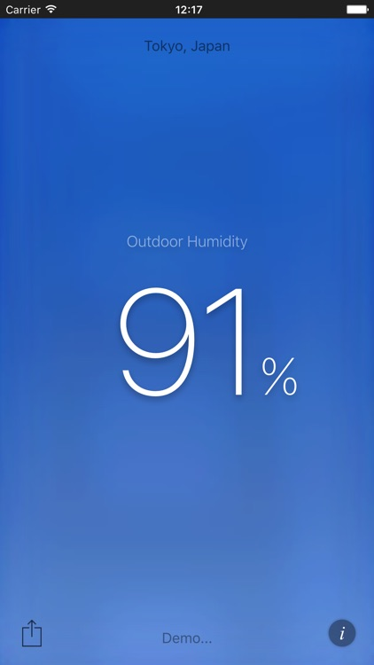 Humidity App screenshot-4