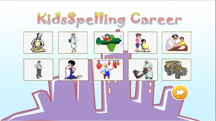 Kids Spelling Career
