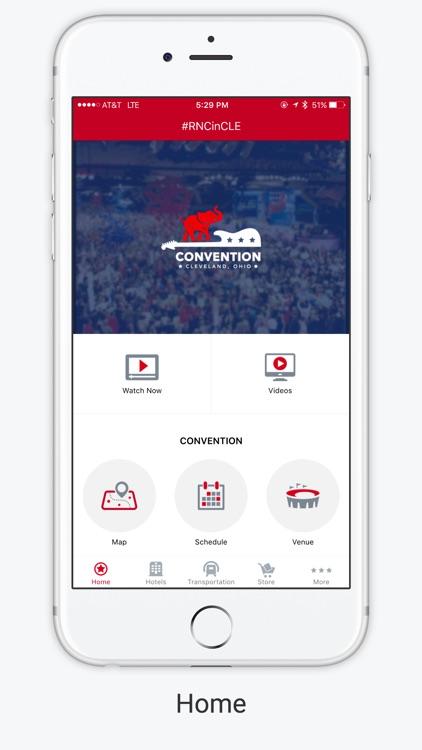 RNC 2016: Official App