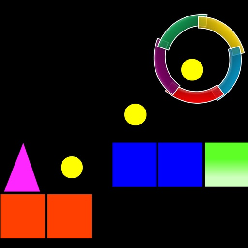 Addicting For Geometry Color - Awesome Ball Jump And Absatract Game