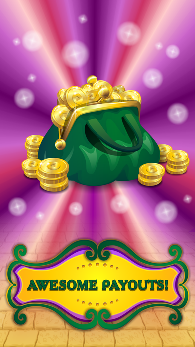 Oz Fun Slots of Wizard Land Free Play Game screenshot three