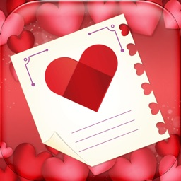 Love Notes Maker – Personal Greeting e-Cards with Romantic Quotes to Say I LOVE YOU