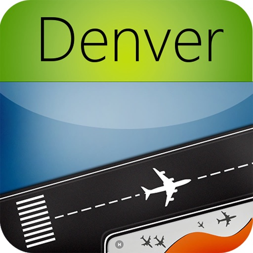 Denver Airport (DEN) Flight Tracker radar