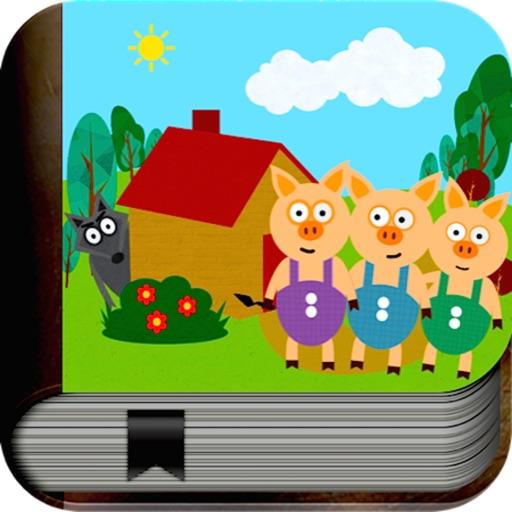 Nursery Rhymes: The Three Little Pigs