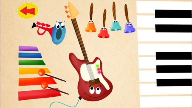 Music Games For Kids >> 123 Kids Fun Baby Tunes Best Top Kids Music Games On The App Store