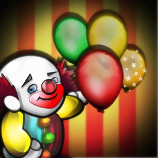 Circus Pop Balloons icon