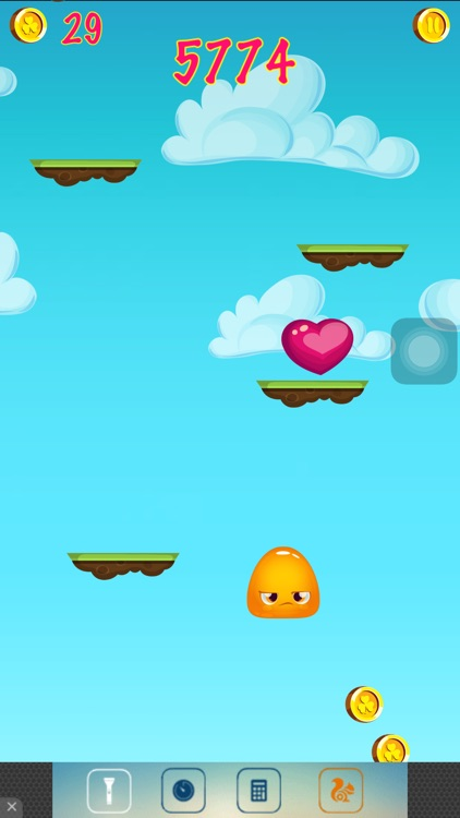 Jumping Jelly by The Gamzo screenshot-3