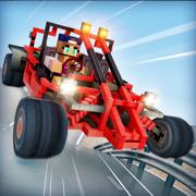 奇幻 孤胆 越野 车神  - 最新 好玩 的 赛车 休闲 益智 冒险 游戏 免费 版 3D