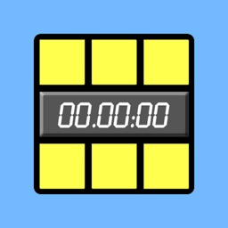 Simple Cube Timer