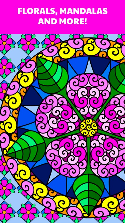 Color.ly Volume 2 - Adult coloring book Zen & Relaxing