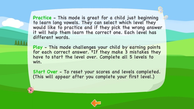 Long Vowel Recognition screenshot-3