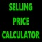 Welcome to the first version of Selling Price Calculator, the app that allows a user to determine what their profit margin will be at a certain percentage increase in the amount they charge for a specific product