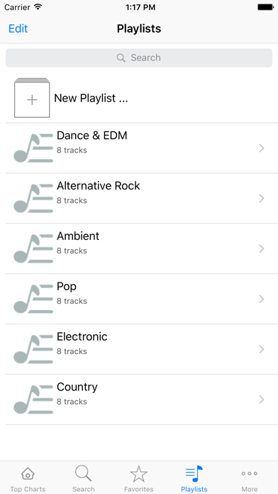 Music X - MP3 Streamer & Playlist Manager Pro app image