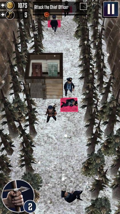 Winter Fugitives 2: Chronicles screenshot-4