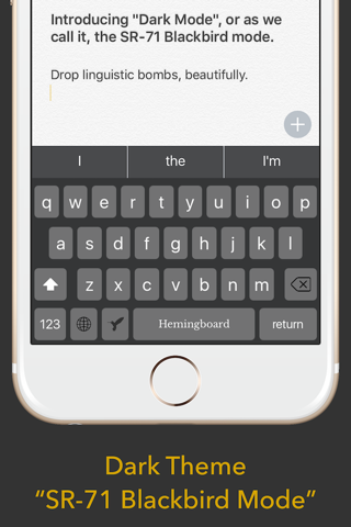 Hemingboard: Synonyms,Rhymes,Puns in Your Keyboard - náhled