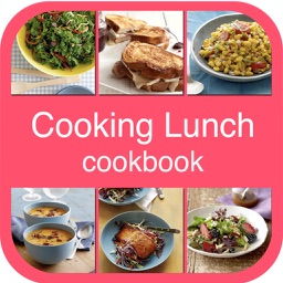 Cooking Lunch Cookbook for iPad
