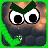 Slimy .IO: Snake Snither MMO -Run, Eat Color Dot - iPhoneアプリ