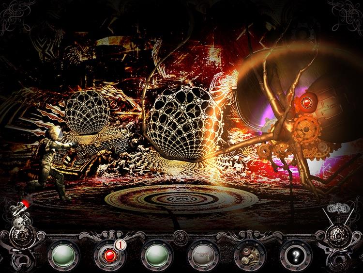 Steampunker - A Steampunk Adventure Game - Tablet Edition screenshot-4