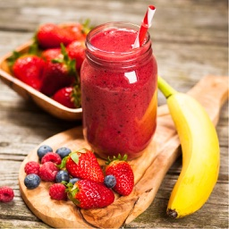 Fruit Smoothie Recipes - Learn How To Make a Smoothie