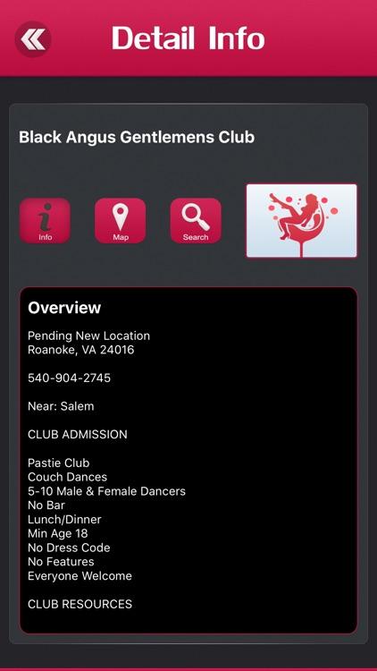 Virginia Strip Clubs & Night Clubs