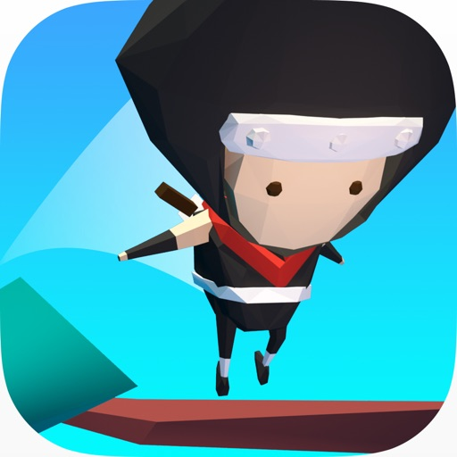 Ninja Steps - Endless jumping game