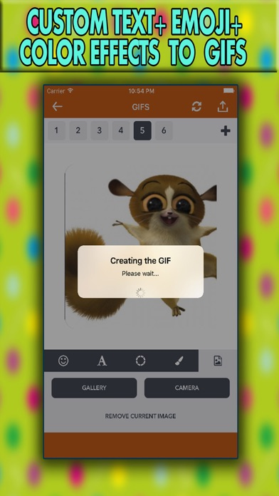 Photo Animation Maker - Turn Your Images To Gif Video screenshot three