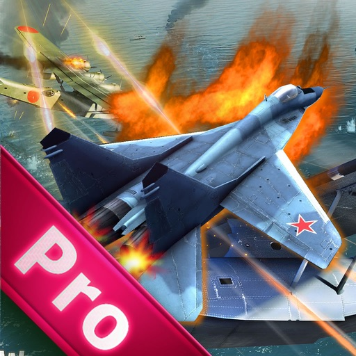 Aircraft Combat Race Reloaded Pro - Flaying Supe War Jet icon