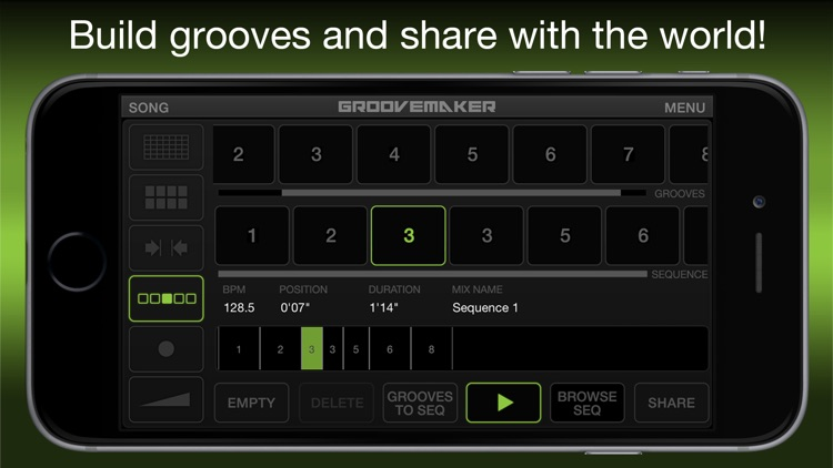 GrooveMaker 2 screenshot-4