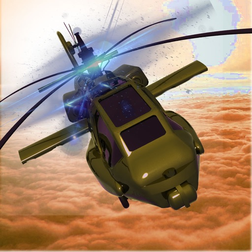 Adrenaline Chaos Addictive - Combat Flight Simulator