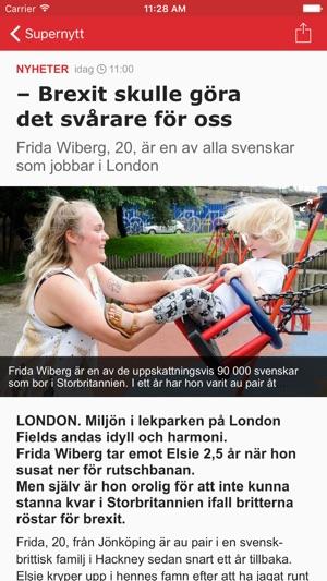Svensk au pair far stanna