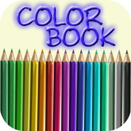 Color Book: Drawing for Children