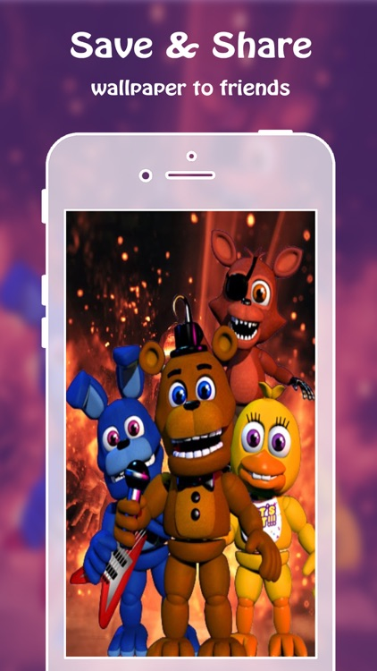 Wallpapers FNAF Edition 2016 screenshot-3