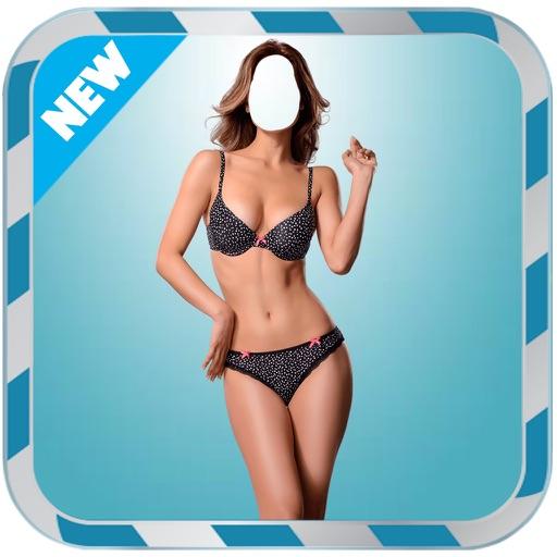 Bikini Gitl Photo Suit Editor And Face Change : Photo Bikini Shoot + Selfie new iOS App
