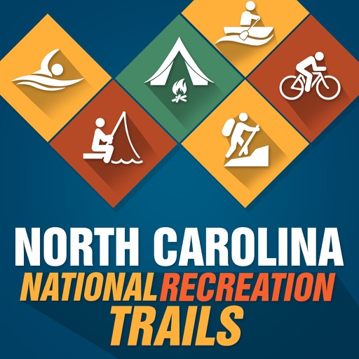 North Carolina National Recreation Trails icon
