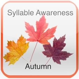 Syllable Awareness - Autumn - Fall