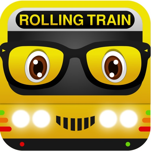 Rolling Train - Learn with friends Hindi, Telugu, Punjabi
