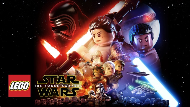 Lego Star Wars The Force Awakens On The App Store