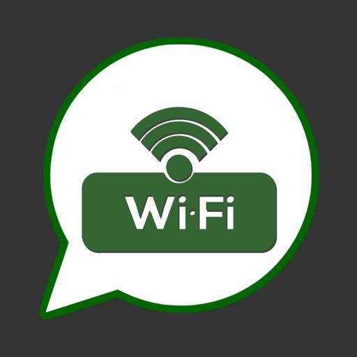 Wifi password 2 iOS App