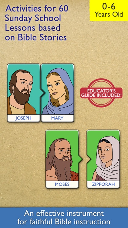 My First Bible Games for Kids, Family and School screenshot-3