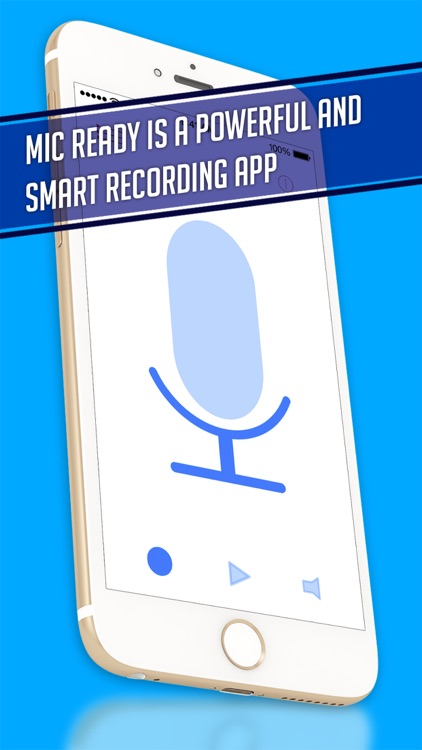Mic Ready - High Quality Audio Recorder