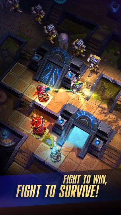 Defenders 2: Tower Defense battle of the frontiers screenshot-4