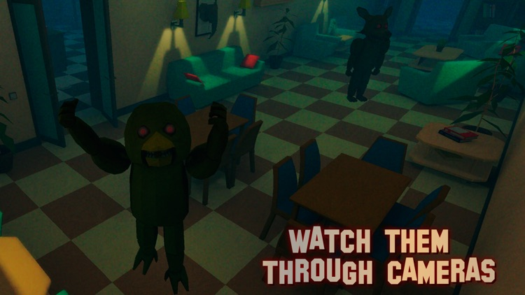 Nights at Scary Pizzeria 3D – 2 Full