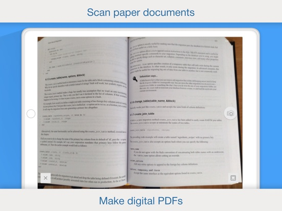 PDF PROvider Screenshot