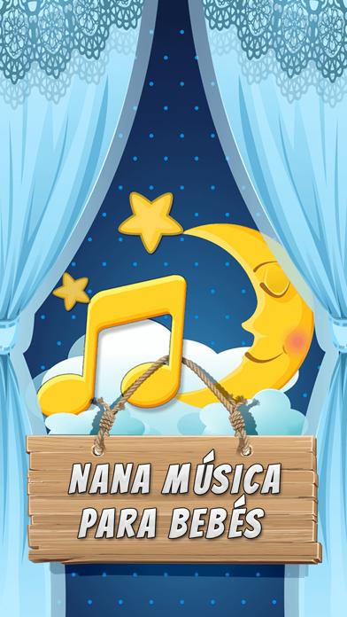 Nana Música para Bebés - Bebé Dormir CantosCaptura de pantalla de1