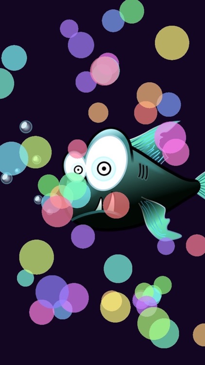 Fish Bubble.io - Fishing out of water .io