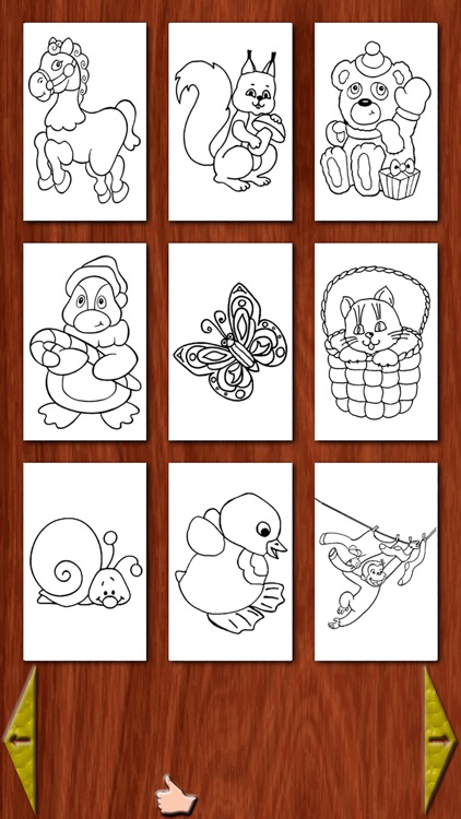 Creatures Coloring Pages