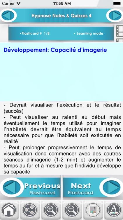 Hypnose Psychiatry Nursing screenshot-4