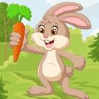 salto coniglio 2D - schivare il nemico, toccare per saltare e rimbalzare a raccogliere le carote icon